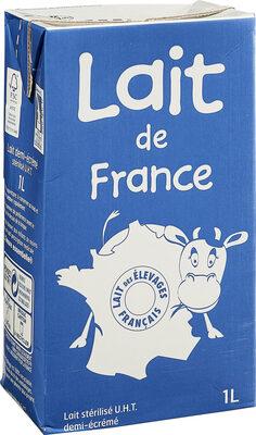 Lait - Produit - fr