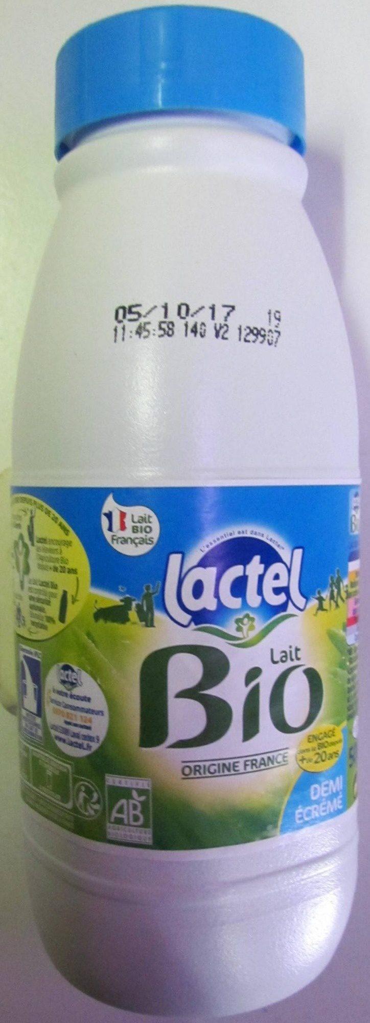 lait bio - Prodotto - fr