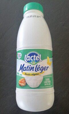 Matin léger sans lactose - Produit - fr