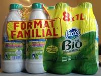 Lait Bio origine france - Format familial - Product - fr