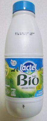 Lait Bio Demi-Écrémé - Product