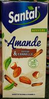 Santal amande saveur cannelle - Product - fr
