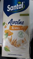Avoine & Miel - Produit