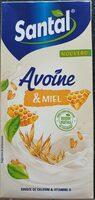 Boisson végétale Avoine & Miel - Produit - fr