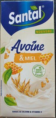 Boisson végétale Avoine & Miel - Produit
