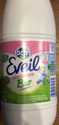Lait de croissance au lait entier - Produit