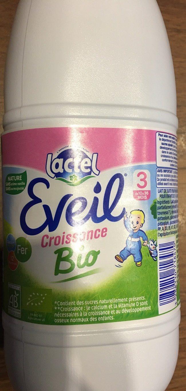 Lait de croissance au lait entier - Produit - fr