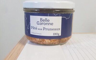 Pâté aux Pruneaux - Product - fr