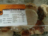 Bonbon fécule de manioc - Product