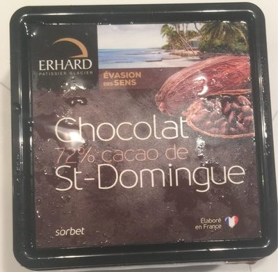 Glace Chocolat - Produit - fr