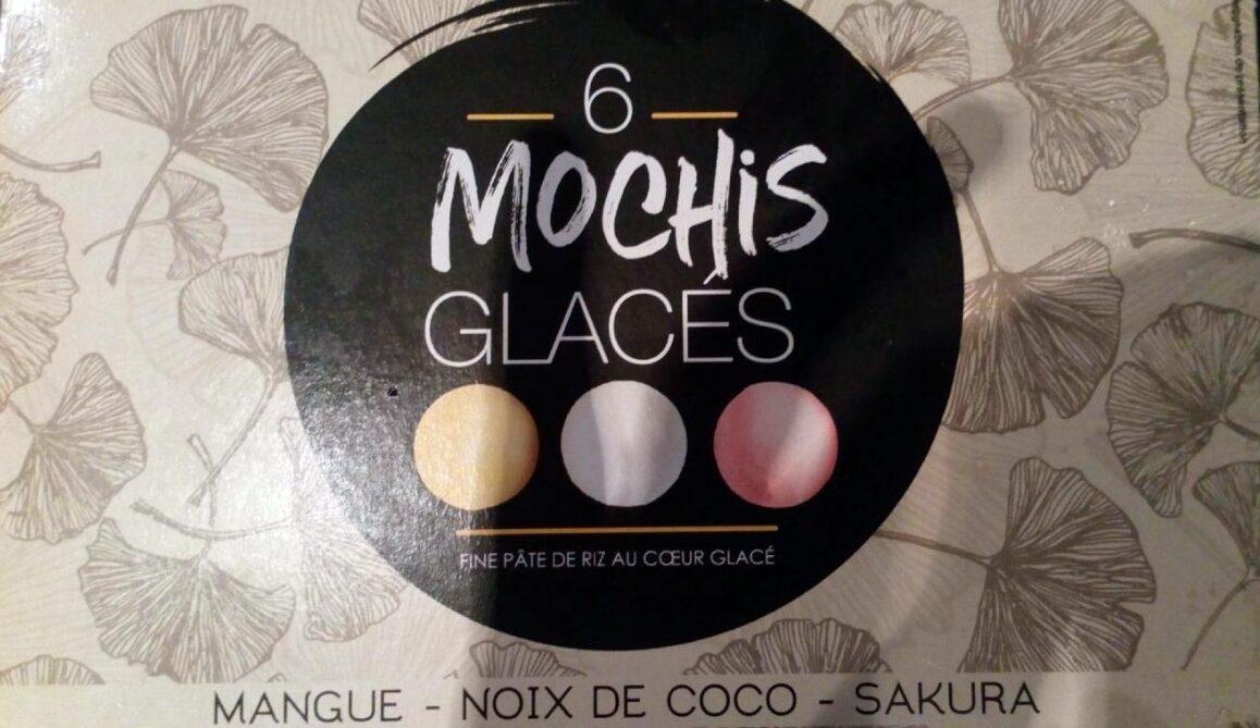Mochis glacés - Produit - fr