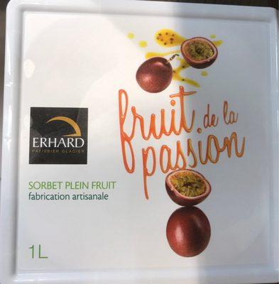Sorbet Fruit de la passion - Produit - fr