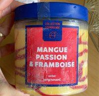 Sorbet mangue passion fr - Produit - en