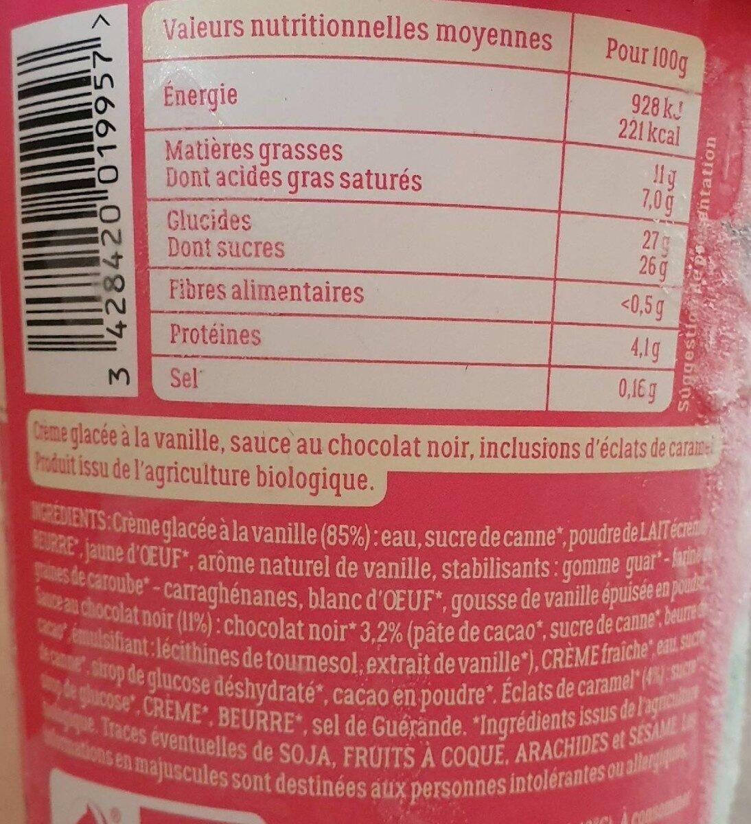 WTF?! coup de foudre - Informations nutritionnelles - fr