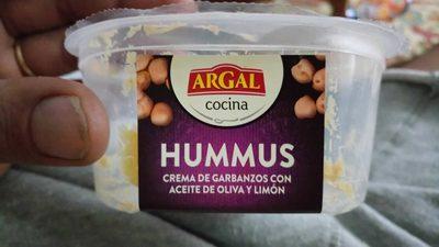Hummus - Producto - es