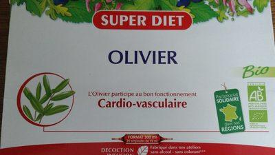 Olivier Bio - 20 Ampoules - Super Diet - Product