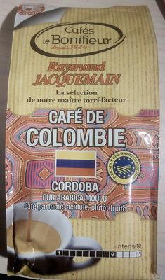 Café de colombie - Produit - fr