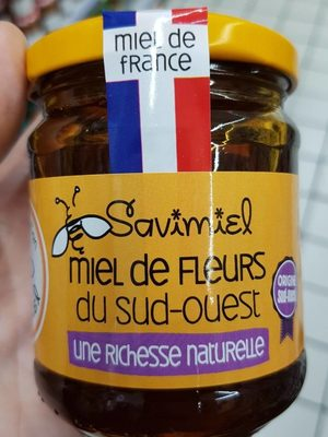 Miel de fleurs du Sud Ouest - Produit - fr