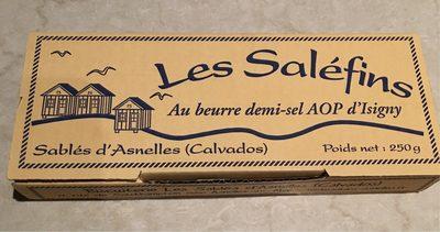 Les Saléfins - Produit - fr