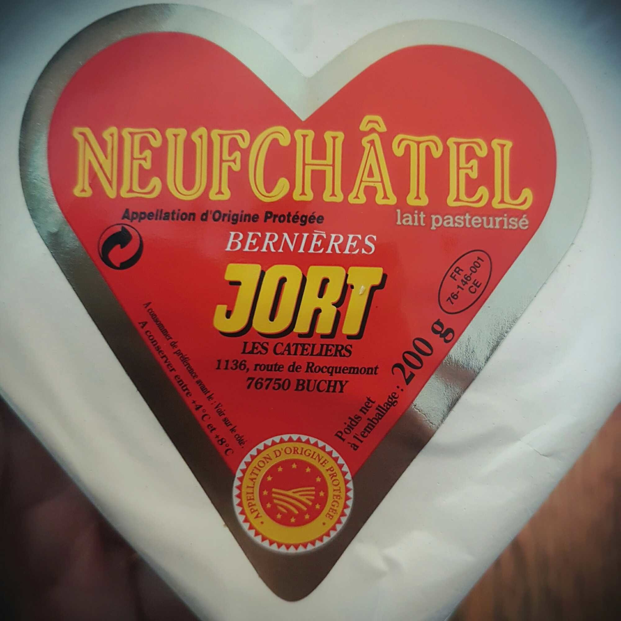 Neufchâtel - Produit - fr