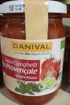 Sauce spaghetti à la provençale - Produkt - fr
