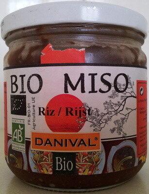 Bio Miso - Riz - Product - fr