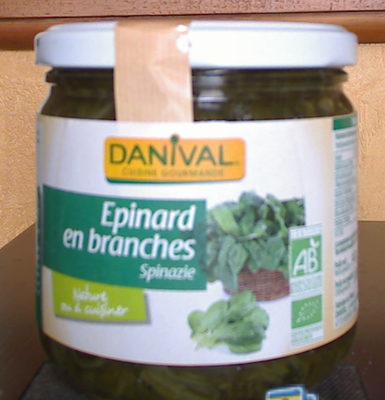 Épinard en branches - Produit - fr
