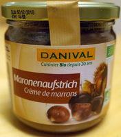 Maronenaufstrich - Produkt