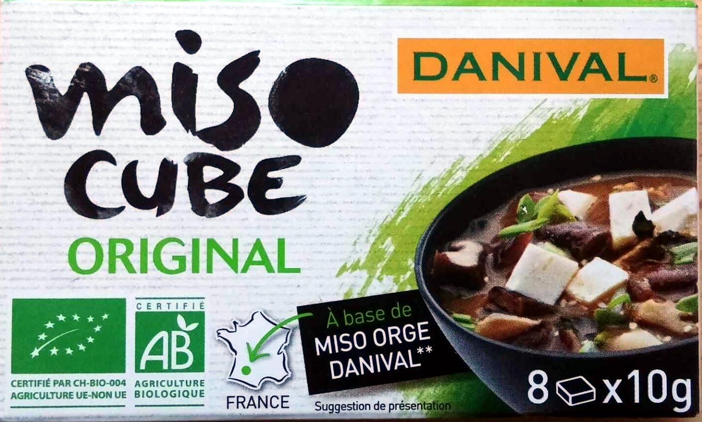 Miso cube Original - Product