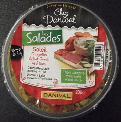 Salade du Soleil au Thon - Produit - fr