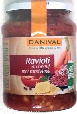 Ravioli au Boeuf Bio - Product