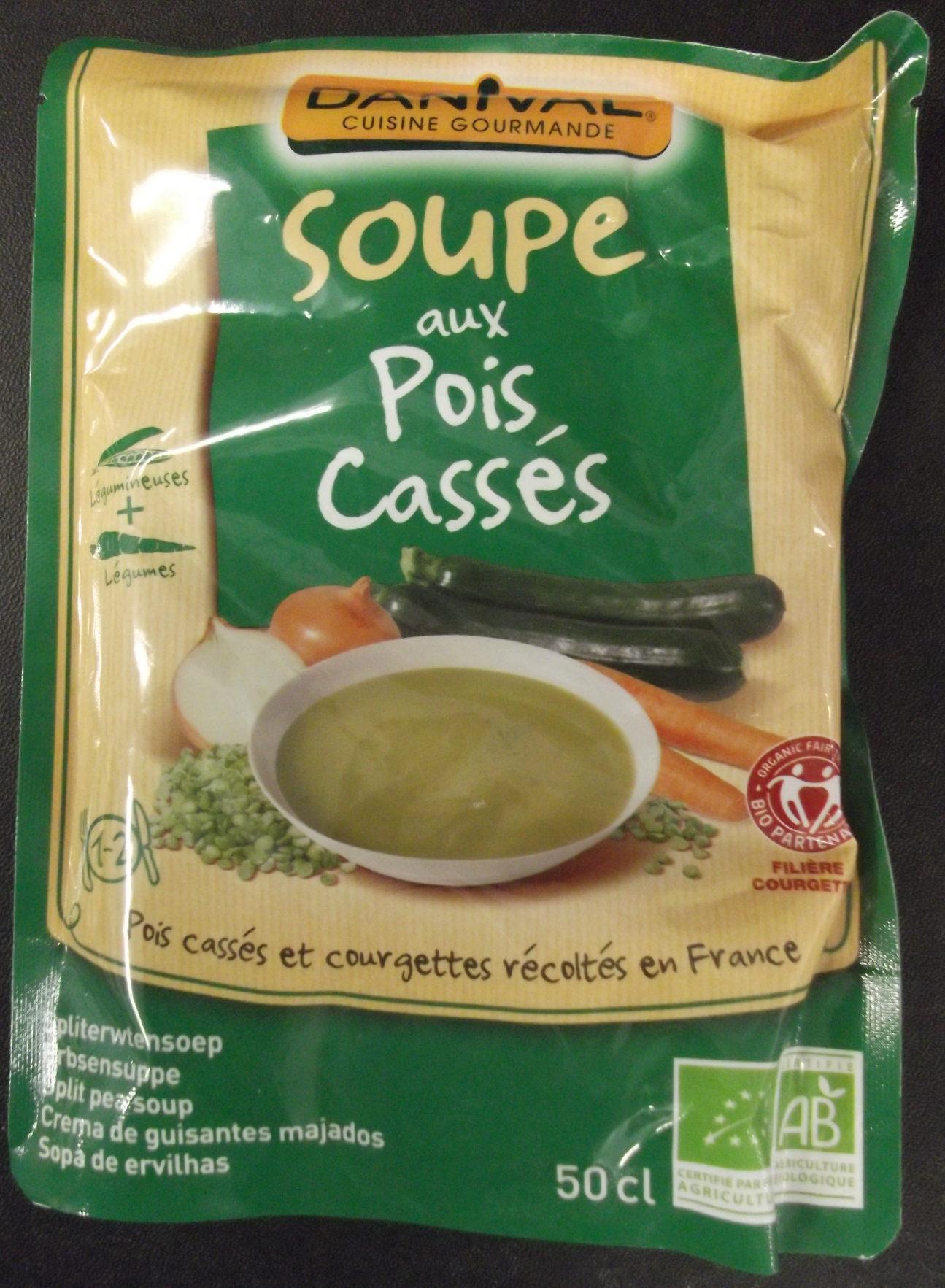 Soupe de Pois Cassés - Produit - fr