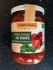 Sauce tomate au basilic - Produit