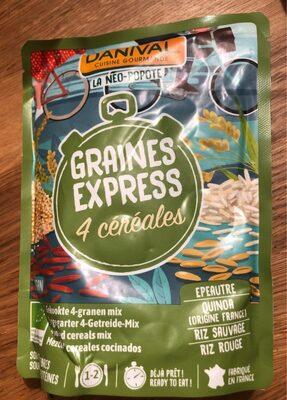 Les graines express - Produit - fr
