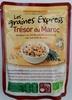 Les graines Express Trésor du Maroc Bio - Produit
