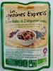Les graines Express 2 céréales & légumineuses - Producto