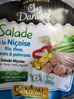 Salade a la Niçoise - Produit - fr