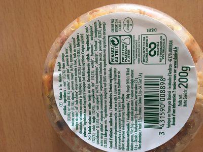 Salade Nicoise - Ingrédients