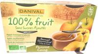 100% fruit - Produit - fr