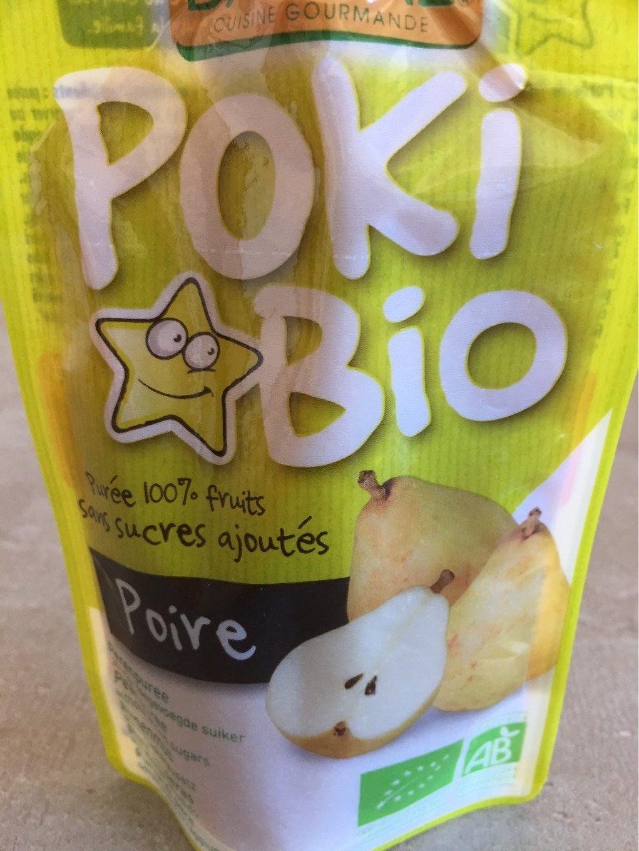 Gourde Poki Poire - Product