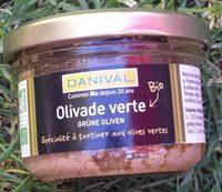 Olivade Verte Bio - Produit - fr