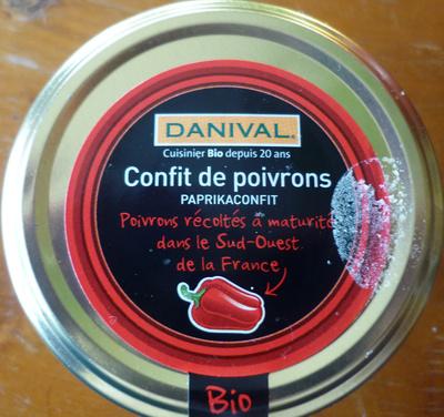 Confit de poivrons - Produkt - fr