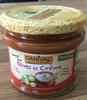 Olives et crème - Produit