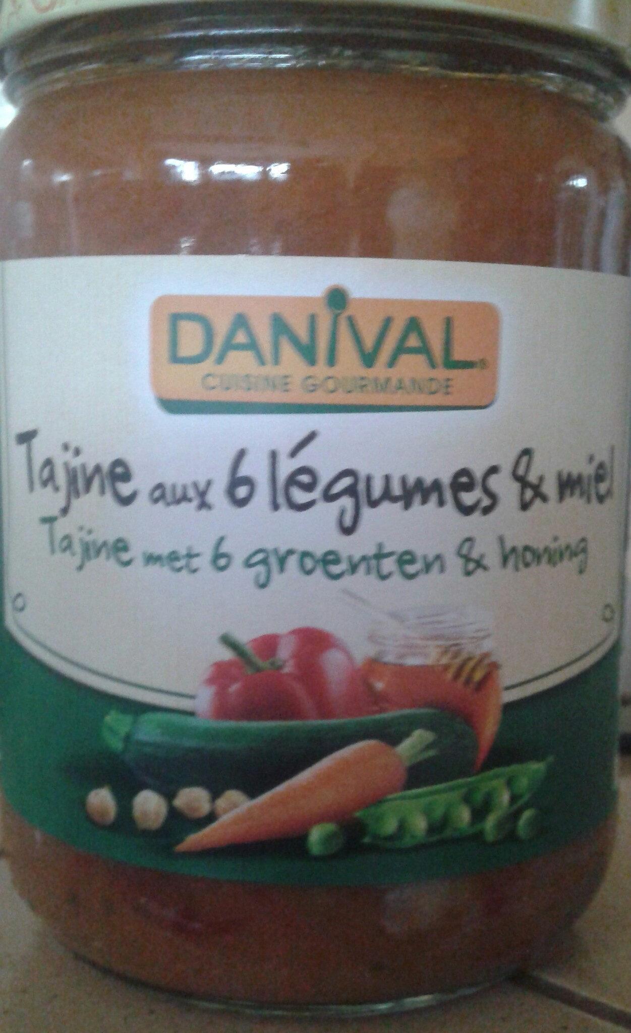 Tajine Aux 6 Légumes & Miel - Product - fr