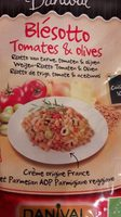 Blésotto tomates et olives - Produit - fr