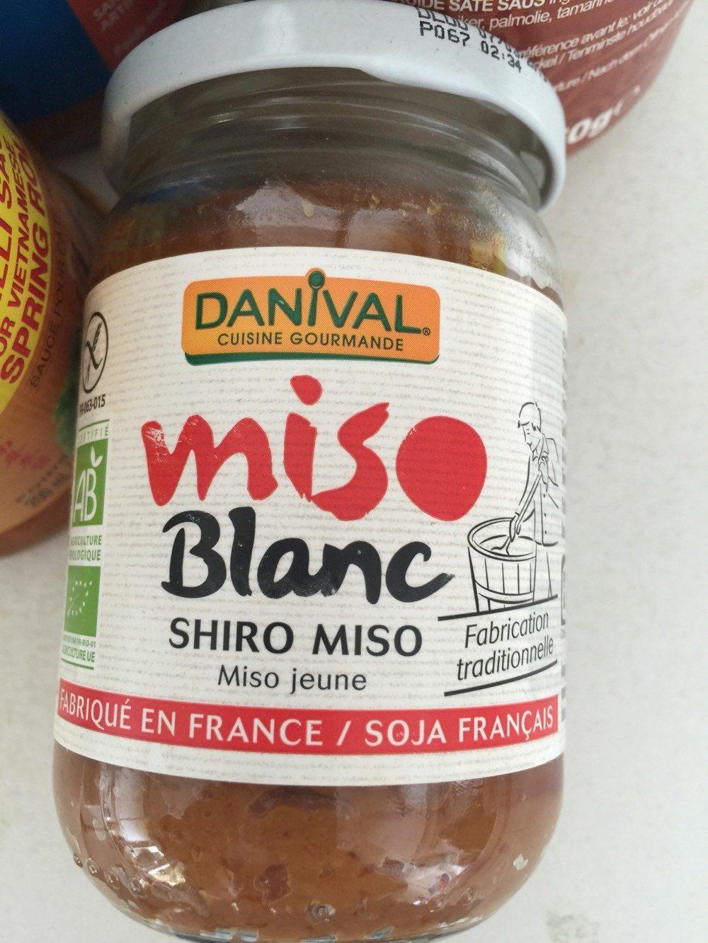 Miso blanc - Produit - fr
