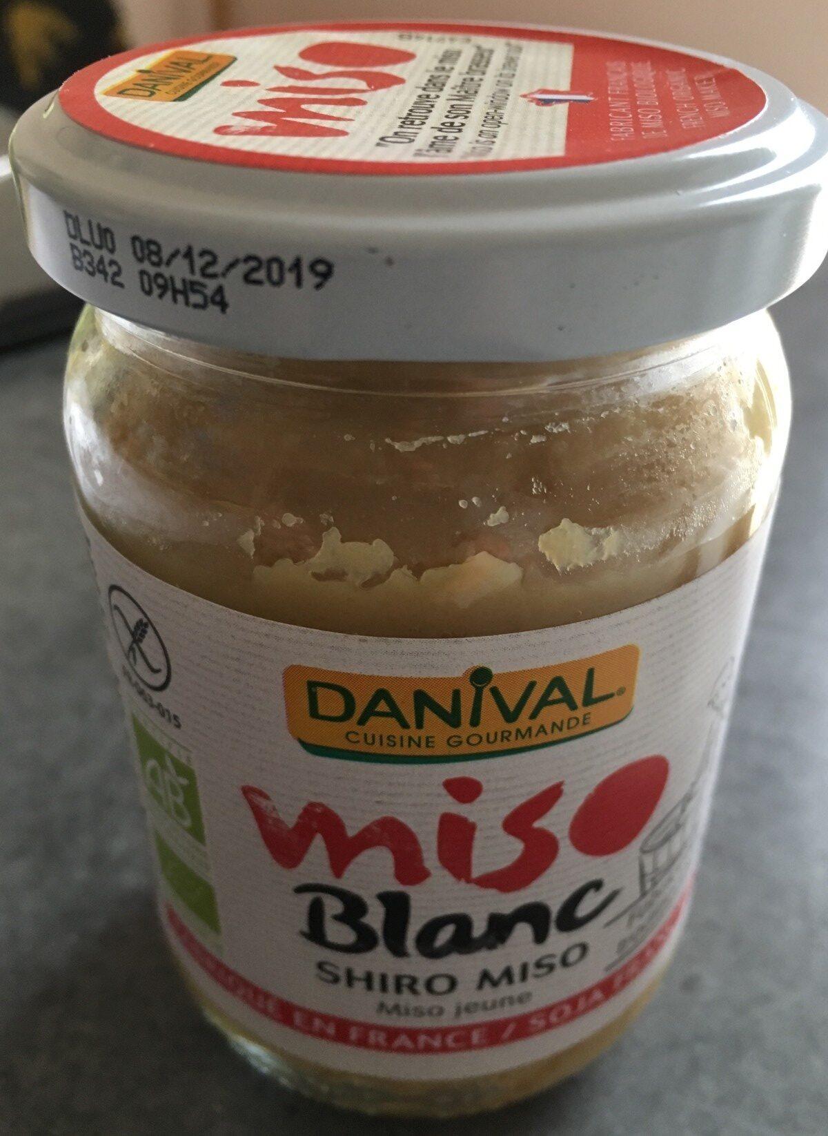 Miso blanc - Ingrédients - fr