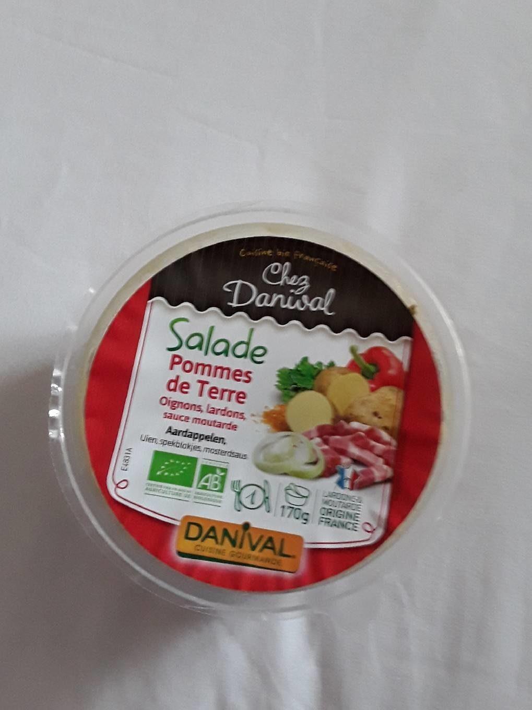 Salade PDT Lardons Oignons 170G - Produit