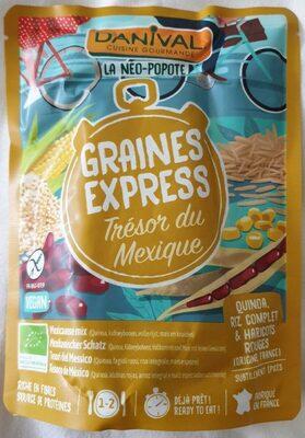 Graines express Trésor du Mexique - Prodotto - fr