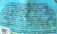 Poki bio pomme coco banane - Ingrediënten
